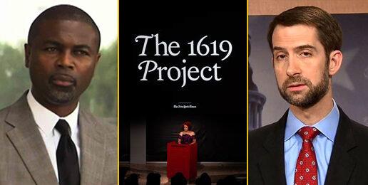 U.S. Senator Tom Cotton Calls Out 1619 Project for Revisionism