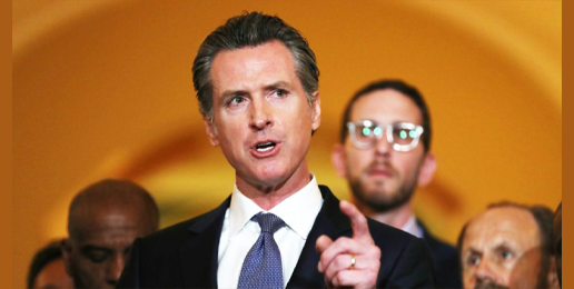 Mostly Tyrannical Thanksgiving Orders of California Governor Newsom
