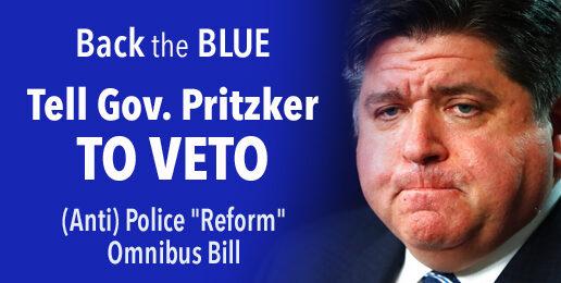 "(Anti) Police ""Reform"" Omnibus Bill"
