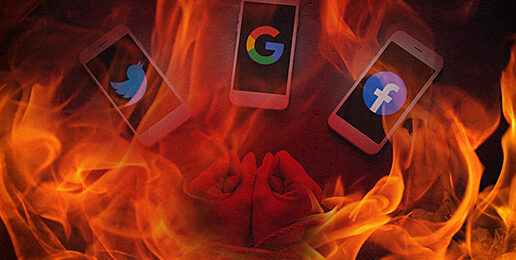 Twitter, Facebook, Google, Apple, and Amazon Collude to Crush Conservatives