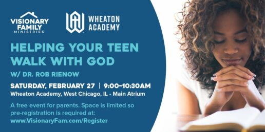 Helping Your Teen Walk With God