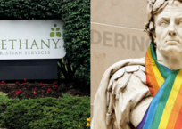 Bethany Christian Services Rendering God's Children Unto Caesar and Homosexuals