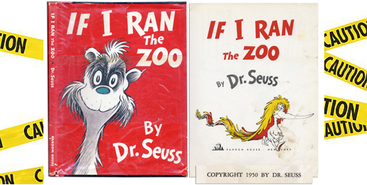 If Leftists Ran the Zoo, Dr. Seuss Would Be Caged