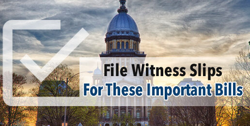 Small Window of Time to File Witness Slips