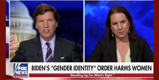Kara Dansky: Biden's Order on Gender Identity Harms Women and Girls
