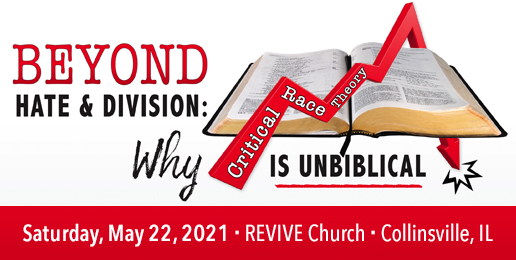 IFI Worldview Event: Beyond Hate & Division – Why CRT is Unbiblical