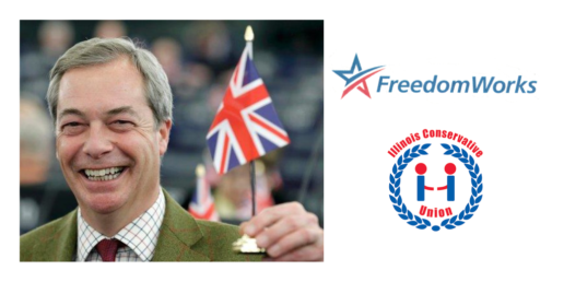 America's Comeback Tour: An Evening with Nigel Farage