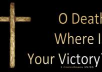 "Resurrection Sunday: When Jesus ""Cancelled"" Death"